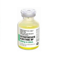 Oncotrex Inj 50 Mg
