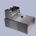 Rectangular Batch Type Frying System