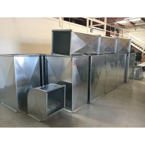 Ducts And Ducting System - Industrial Duct Manufacturer from