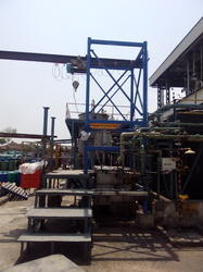 Jumbo Bag Discharger