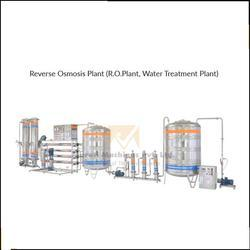 SS Mineral RO Water Plant