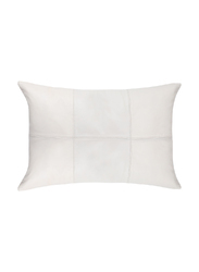 Leather Throw Pillow Cushion Case