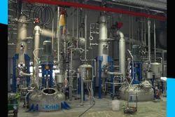 Polyurethane Resin Plant