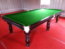 Snooker Pool Table Snooker Table Manufacturer From Coimbatore - Snooker table vs pool table