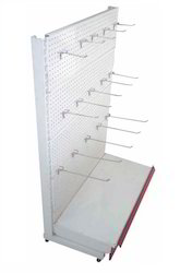 Perforated Back Rack