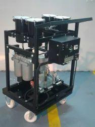 Hydraulic Oil Contamination Removing Machine - 20 Lpm