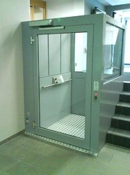 Safe And Low Noise Indoor Lifts