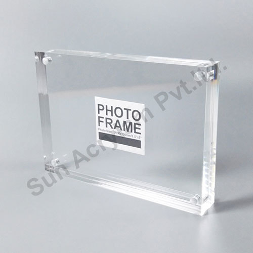 Acrylic Accessories - Craft Mirror Glass Manufacturer from Ahmedabad