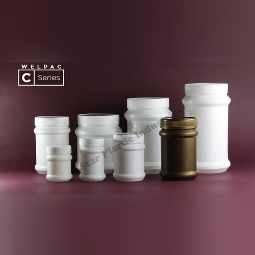 Pharmaceutical Jars