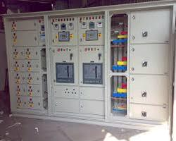 DG Synchronization Panel.