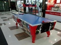 Black Current Air Hockey