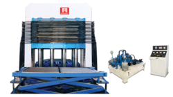 Supreme Plus Hydraulic Hot Press for Plywood