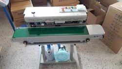 Band Sealing Machine With Nitrogen Flushing