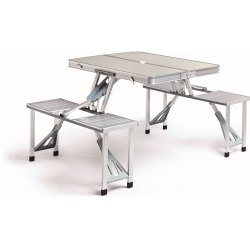 Picnic Set Aluminium