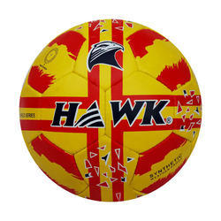 Football Rubberized Hawk Y/R/Y