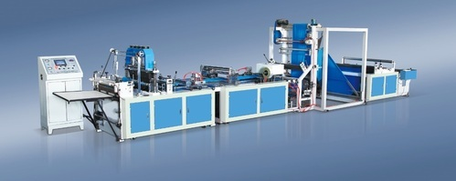Non Woven Bag Making Machine - Fully Automatic