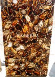 Brown Agate Slab