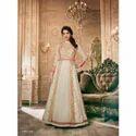 Designer Wedding Wear Floor Length Anarkali Suit