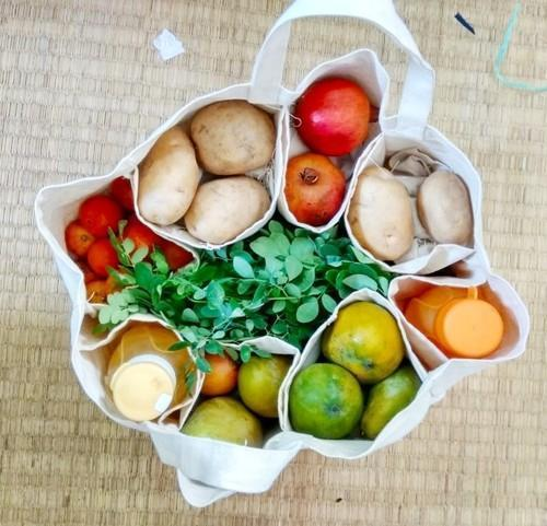 Vegetable bag