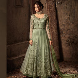 Party Wear Dress Material