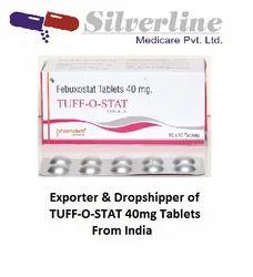 Tuff-o-stat 40mg Tablets