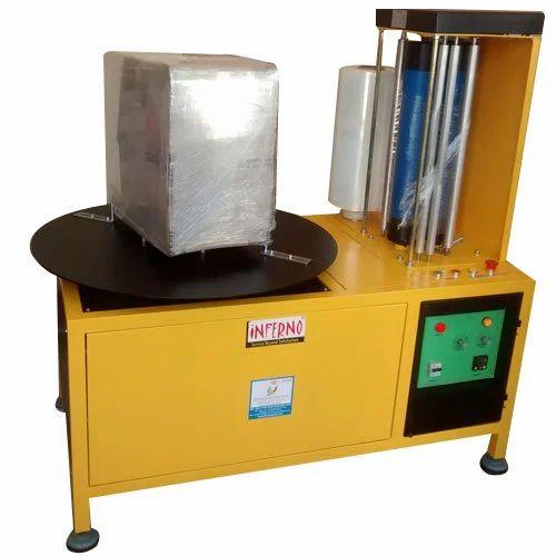Stretch Wrapping Machine Box Stretch Wrapping Machine