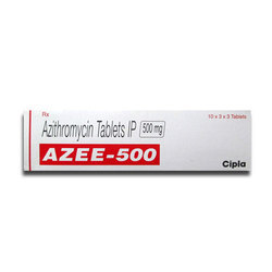 Azee 500 Tablets