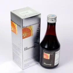 Blurange Syrup