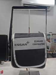 Customised Essar Petrol Pump Pouch bag-----