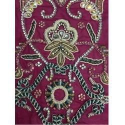 Embroidery Cequins Work
