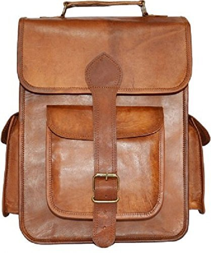 e719c158135d Leather Laptop Bag 15