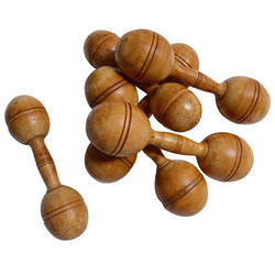 Wooden Dumbells