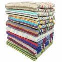 Colored Jacquard Bath Towels