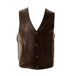Leather Waist Coats