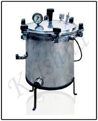 Manidharma Vertical Portable Steam Sterilizer