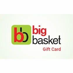 Bigbasket - E-Gift Card - E-Gift Voucher