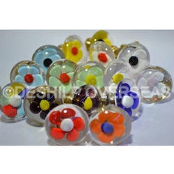 Antique Glass Knobs