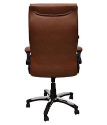 Brown Revolving Chair