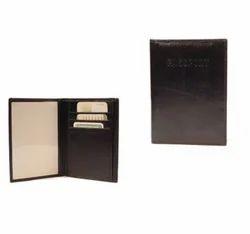 Leather Designer Passport Case