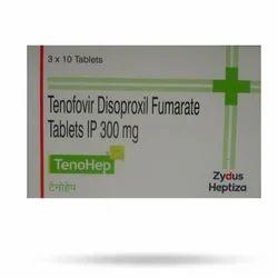TenoHep 300mg Tablets