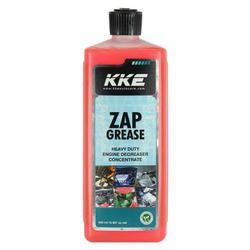 KKE Zap Grease  Heavy Duty Engine Degreaser