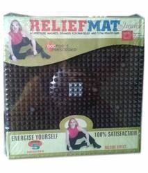 Power Reliefmat Acupressure Magnetic Power Mat