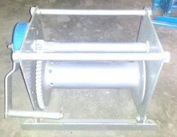 Spur Gear Winch Machine