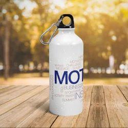 Promotional Personalized Aluminum sublimation water bottle