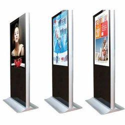 Freestanding Digital Posters