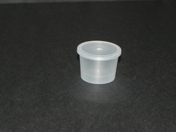 50ml Plastic Dip Container