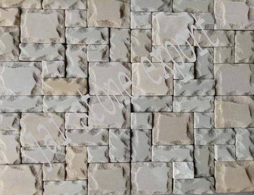 stone mosaic tiles home decoration tumbled white yellow stone mosaic manufacturer from jaipur