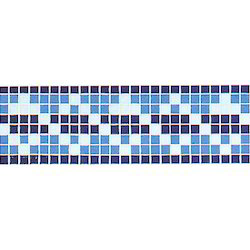 glass mosaic border manufacturer from ahmedabad, Hause deko
