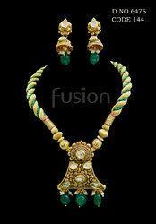 Traditional Designer Necklace Set