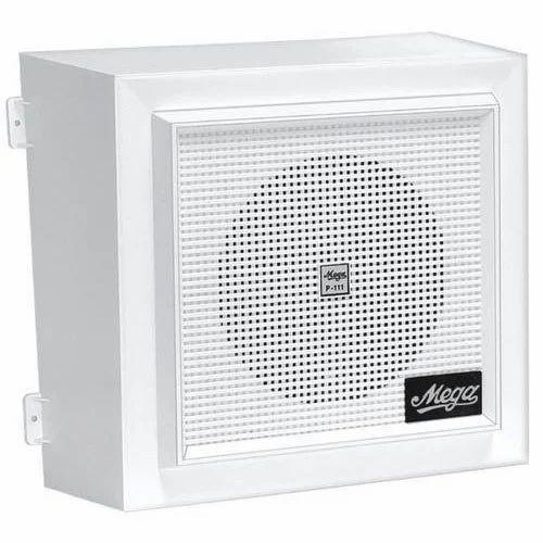 PA Wall Speaker - 20 W Wall Speaker Manufacturer from New Delhi
